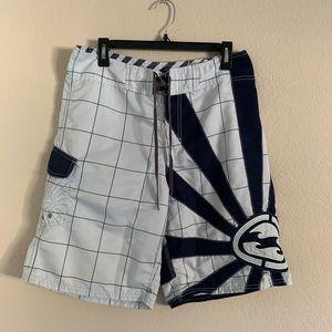 Rare Andy Irons Billabong Board Shorts